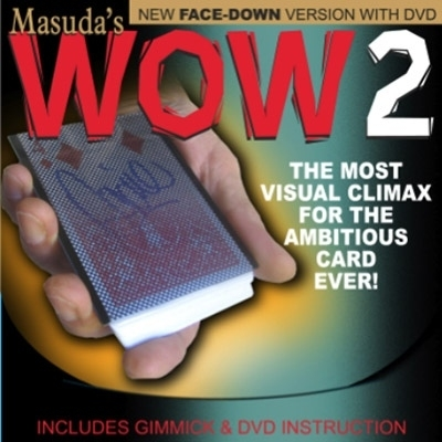 WOW 2 (Face en bas) + DVD