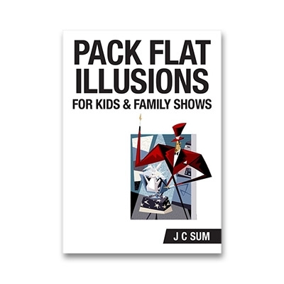 Pack Flat Illusions for Kid's & Family Shows