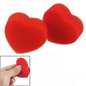 Coeurs Magic - Double Red Sponge