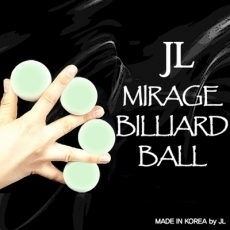 JL mirage billiard ball