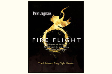 fire flight peter loughran's (occasion)
